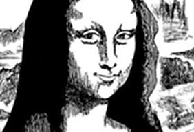 人食いモナリザの謎の巻